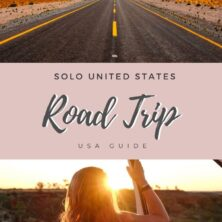 Solo Road Trip Across The USA