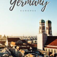 Road Trip Through Germany