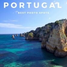 Best Spots To Take Photos In The Algarve, Portugal
