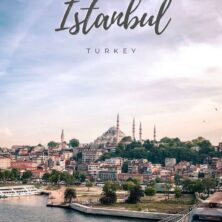 Complete City Guide To Istanbul