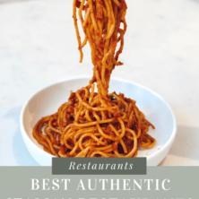 Best Authentic Italian Restaurants In Los Angeles