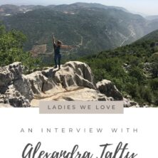 Ladies We Love: Journalist Alexandra Talty