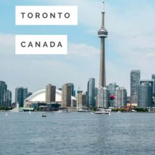 Ultimate City Guide To Toronto, Canada