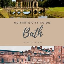 City Guides: Bath, England