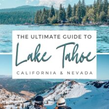 Lake Tahoe Guide