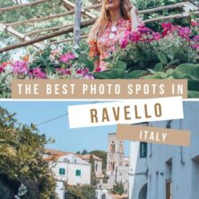 Photo Spots In Ravello For Instagram Photos