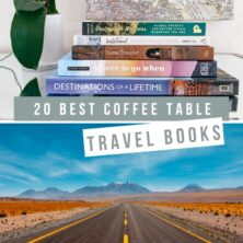 20 Best Coffee Table Travel Books